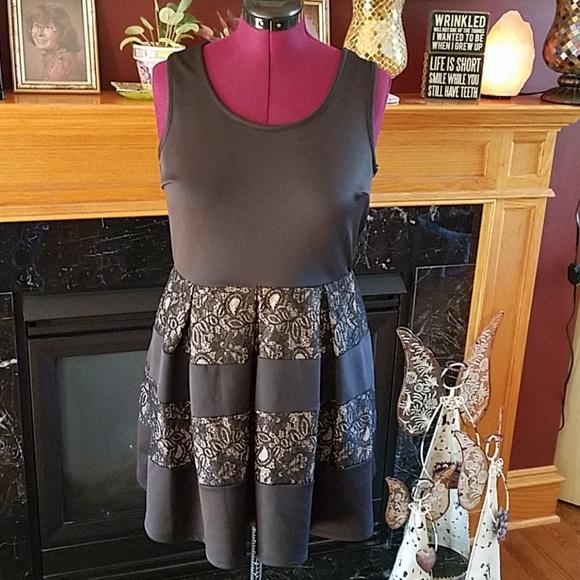 Deb Dresses | Nwt S Plus Size Party Dress | Poshmark